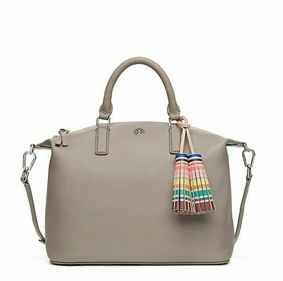 e49703dbfba Tory Burch Multi-Color Small Slouchy Satchel Bag. M_58ad051c13302a304f0220a3