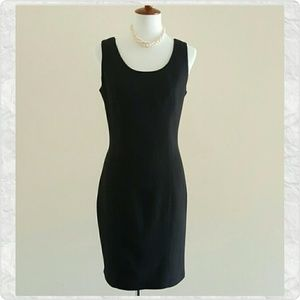 The Limited Dresses & Skirts - The Limited Black Scoopneck Dress