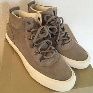 SeaVees Other - Mens Size9 SeaVees Grey Stone Suede Hiker Boot