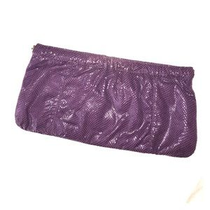 Handbags - Purple Clutch
