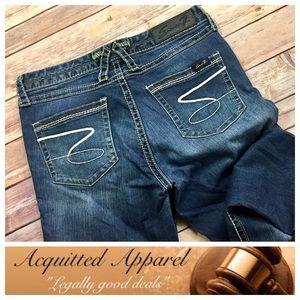 """Seven7 Denim - [Seven7] Brand Tulip Flare Leg Jeans 30"""" inseam"""