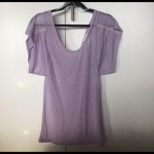 Purple T Shirt