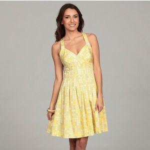 Calvin Klein • Yellow Summer Dress