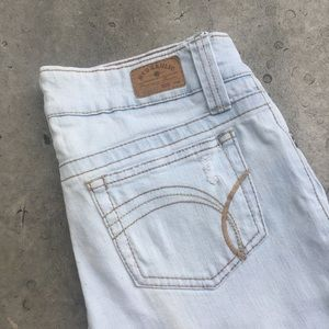 Hydraulic Jeans - Hydraulic Super Low Metro Light Wash Jeans