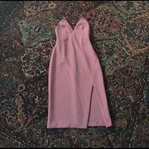 Top shop new without tags size 2 pink dress