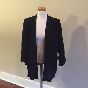Chelsea28 black overpiece FLASH SALE