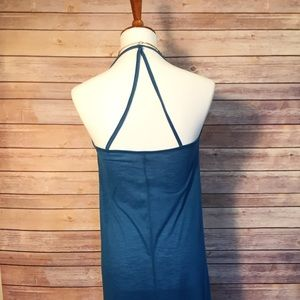 american twist Dresses & Skirts - Reduced for Quick Sale! Teal Maxi Dress.