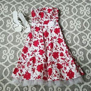 Ruby Rox Dresses & Skirts - Dress + Shoes