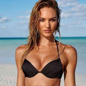 New Victoria's Secret Swim tease halter bikini top