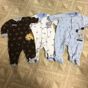 Carter's Other - Snuggly warm 3months sleepers