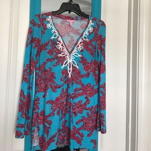 Lilly Pulitzer Westley Tunic