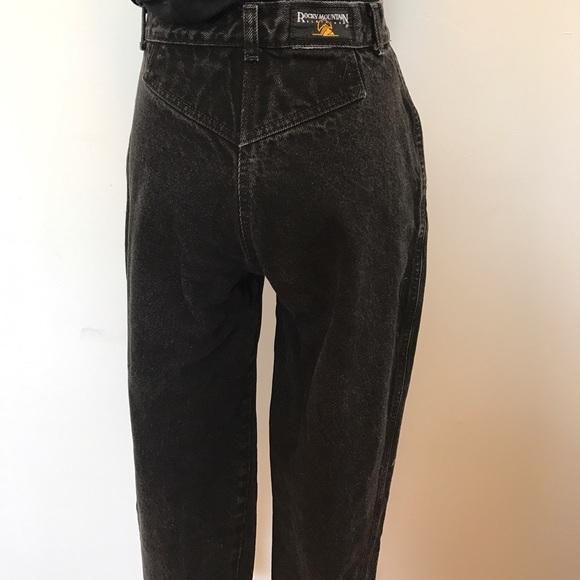 Vintage Jeans - Vintage High-waisted 90's Jeans