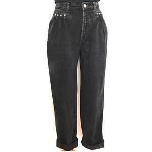 Vintage Denim - Vintage High-waisted 90's Jeans