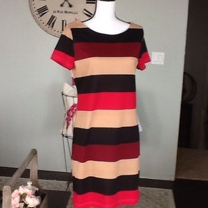 Charming Charlie Dresses & Skirts - 🎀 Bold striped dress or tunic. You choose.