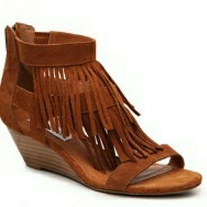 NWT Steve Madden Sz 8.5 Amaaya Fringe sandal