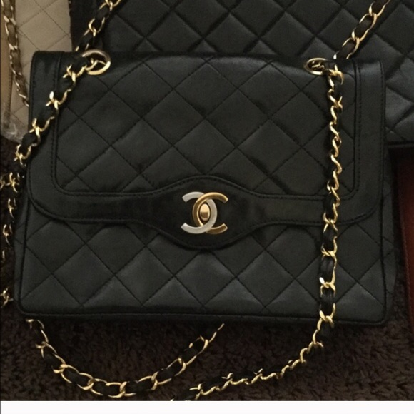 8c07d47404af CHANEL Handbags - For Fallon❗ ❗️Chanel ltd ed. two-Tone flap
