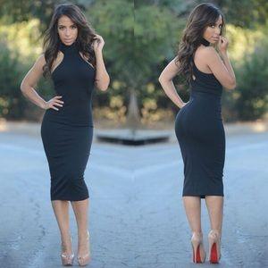 Fashion Nova Dresses & Skirts - 🖤Black Amelie Dress🖤