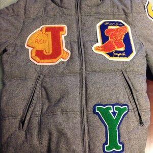 Joyrich Jackets & Blazers - Joyrich Varsity Puffer Coat