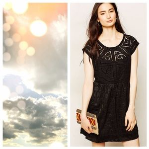 Anthropologie Dresses & Skirts - NWOT Anthropologie Embroidered Cutwork Dress