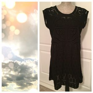 Anthropologie Dresses - NWOT Anthropologie Embroidered Cutwork Dress