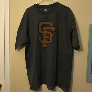 Majestic Other - Majestic SF Giants men's tee size XL