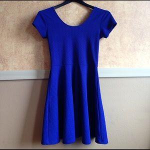 Planet Gold Dresses & Skirts - ◼️🔷▪️Royal blue, skater dress▪️🔷◼️