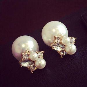 Jewelry - ✨Beautiful Pearl Earrings✨