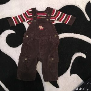 Gymboree Other - Cute reindeer 0 to 3 month outfit