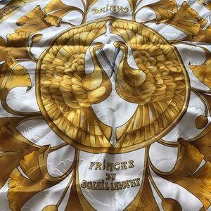 Hermes Accessories - Hermes Paris Silk Scarf🎩
