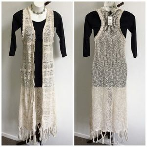 Tilly's Sweaters - New Maxi cardigan