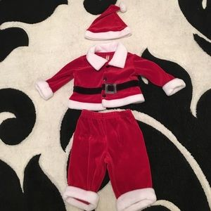 Cherokee Other - 0-3 months santa outfit!!!