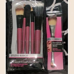 Sephora Other - Set of Studio Basics Make Up Brushes
