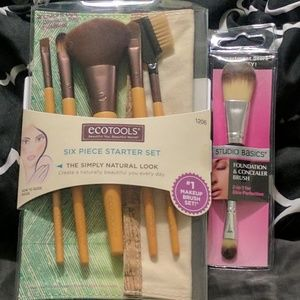 Sephora Other - Set of Eco Tools and Studio Basics Make up brushes