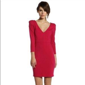 Ted Baker • Deep Pink Dress