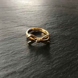 KATE SPADE | bow ring