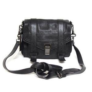 Proenza Schouler Handbags - Proenza Schouler black PS1 mini cross body