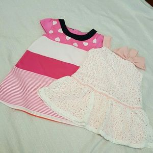 Cherokee  Other - 💞set of 2 toddler dresses 💞
