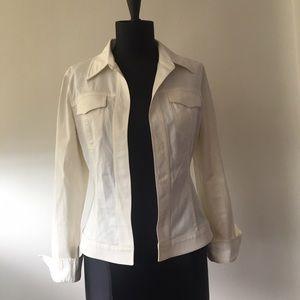 Dolce & Gabbana White Jacket
