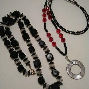 BUNDLE: 2 Vintage Necklaces