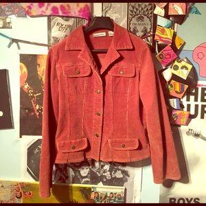 70s Vintage Corduroy Jacket