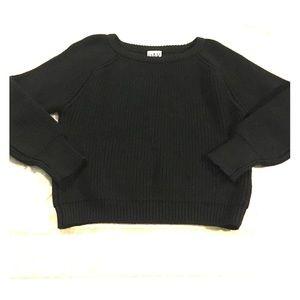 Oak Sweaters - Oak NYC Thick Ribbed Wool Crewneck Sweater