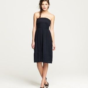 J. Crew Dresses & Skirts - J. Crew Juliet dress black chiffon silk