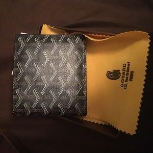 Goyard Other - Black Goyard Bifold Wallet