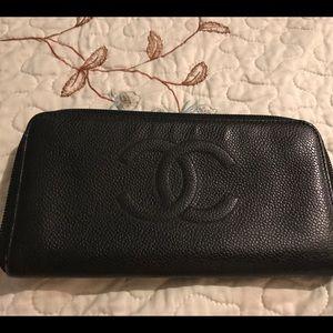CHANEL Handbags - Auth chanel wallet