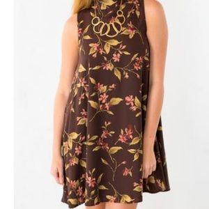 Peach Love California  Dresses & Skirts - NWOT Peach Love California Floral Mock Dress