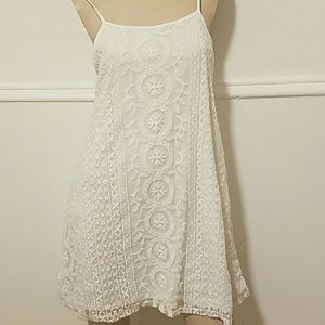 Garage Dresses & Skirts - Garage White lace dress
