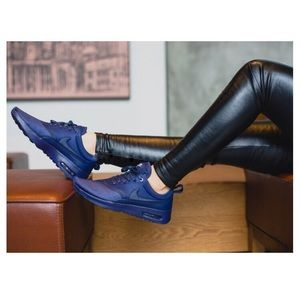 Nike Navy Blue Air Max Thea Ultra PRM Sneakers