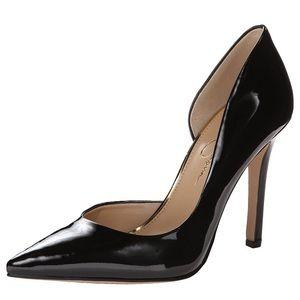 Jessica Simpson Shoes - Jessica Simpson Black Heel Pumps