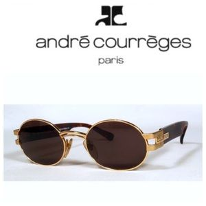 Vintage COURREGES Sunglasses! Amazing Style!!