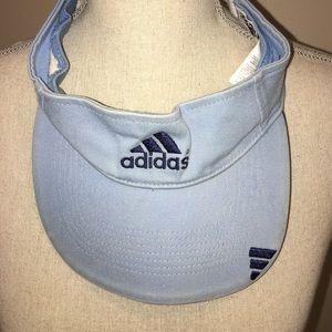 Adidas Light Blue Visor